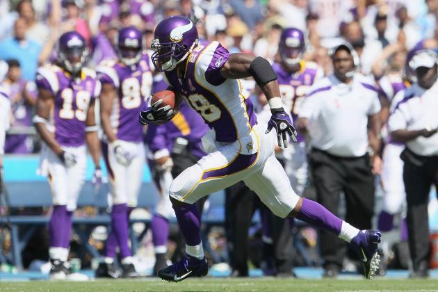 Adrian Peterson: Why the Minnesota Viking's Star Will Defy Injury Limitations
