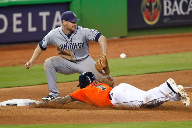 Yankees Trade Rumors: Chase Headley Isn't Worth New York's Top Prospects