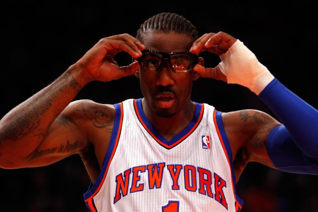 Will Amar'e Stoudemire Lose Playing Time to Marcus Camby for New York Knicks?