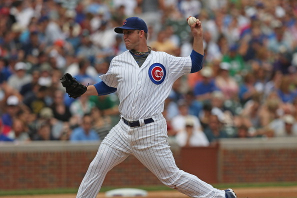 MLB Trade Deadline: Atlanta Braves' Addition of Paul Maholm a Solid Move