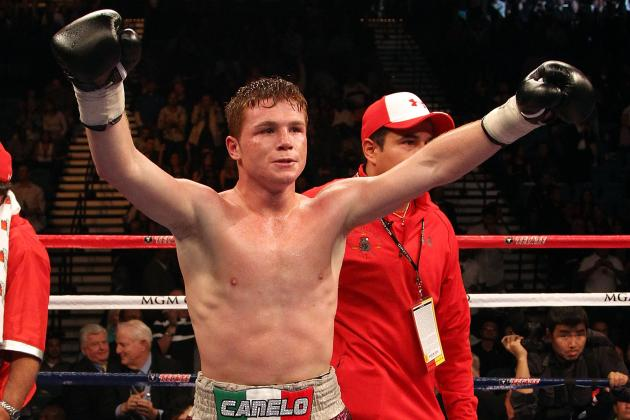 Saul Alvarez Wants Floyd Mayweather or Miguel Cotto on December 8
