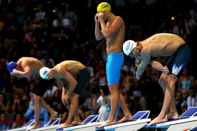 Olympic Swimming Schedule 2012: When to Watch the Most Important Races