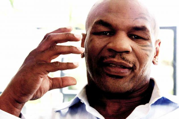 Mike Tyson Warns Jon Jones about the Perils of Fame and Fortune