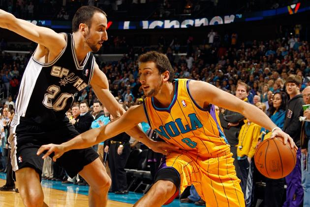 Chicago Bulls: Breaking Down How Marco Belinelli Fits in the Bulls' Offense