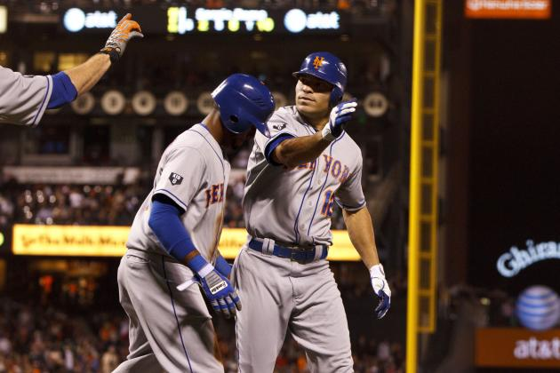 Hairston's 2nd HR Helps Mets Top Giants in 10