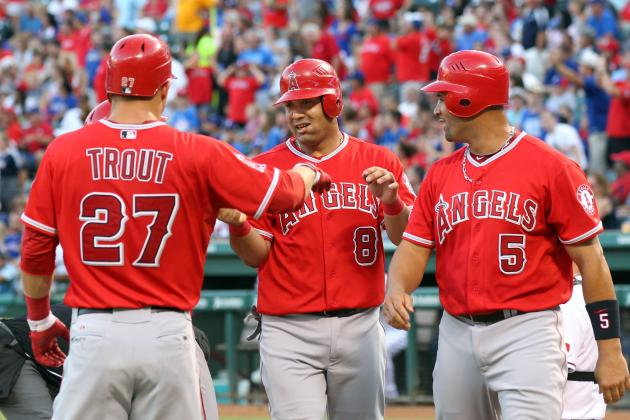 Kendrys Morales: The Los Angeles Angels Forgotten Weapon