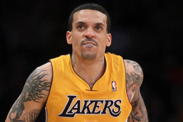 Matt Barnes: Former Lakers Star Arrested After Run-In with Police