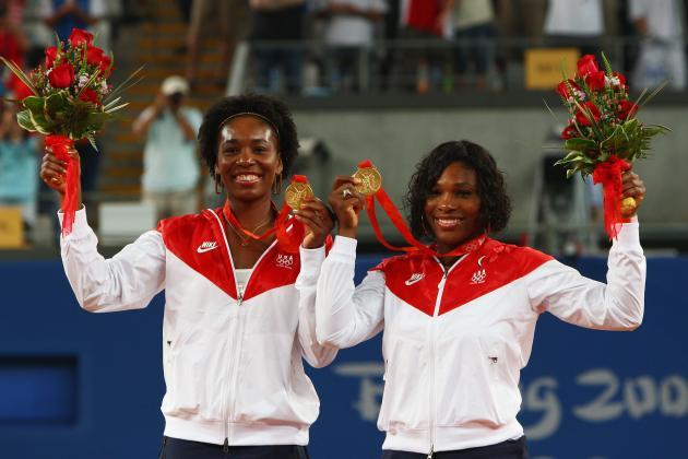 Venus and Serena Williams: More Olympic Gold in Their Future