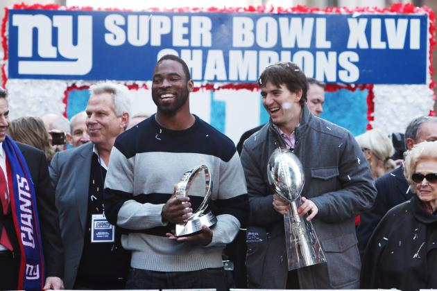 Why the New York Giants Are the Big Apple's Top Team