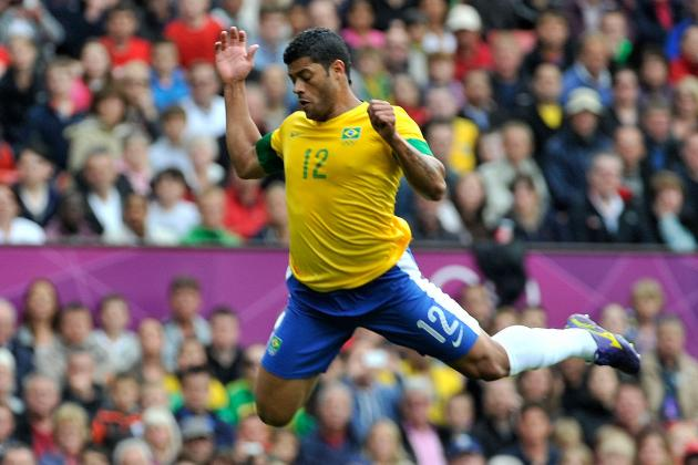 Hulk: Assessing His Role for Brazil at the London 2012 Olympics