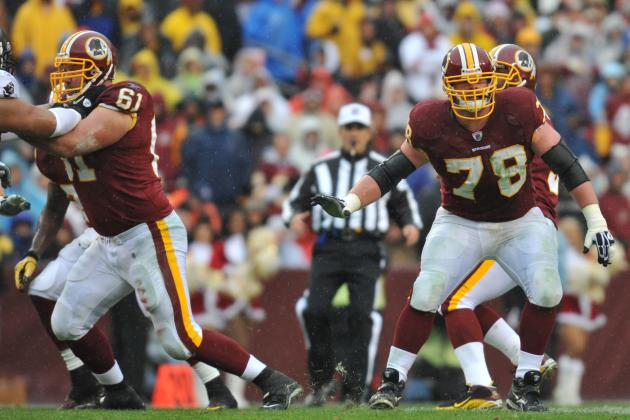 Training Camp Injuries Raise Serious Doubts About Washington Redskins' O-Line