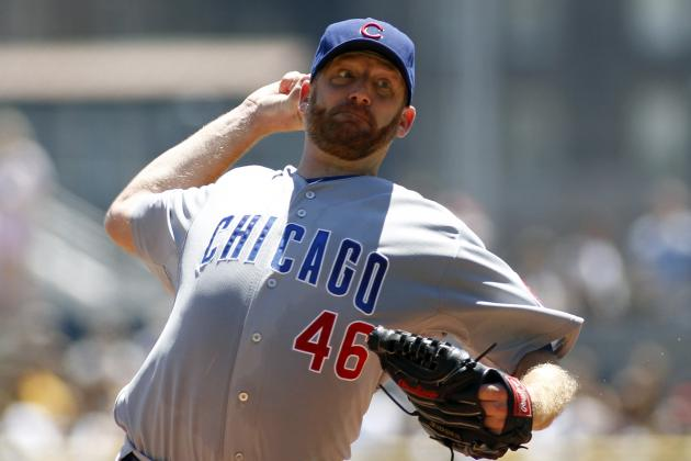 MLB Trade Deadline 2012: Latest Updates on Ryan Dempster and Top Pitchers
