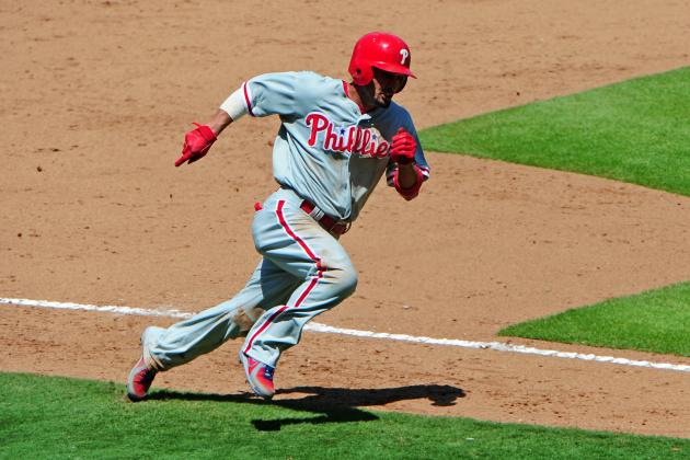 MLB Trade Rumors: Dodgers Set to Acquire Shane Victorino from Phillies