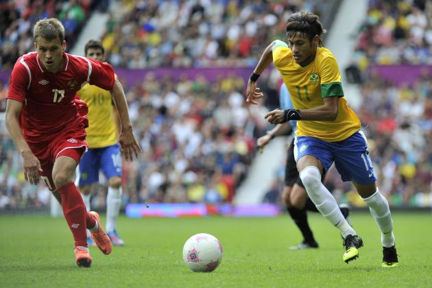 Brazil vs. New Zealand: Start Time, Viewing Info & Preview for Olympic Match