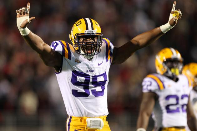 Ted Hendricks Award Watch List 2012: Will SEC End 8-Year Drought?