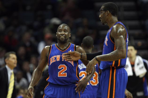 New York Knicks: PG Raymond Felton Will Have His Pick of Pick-and-Rolls