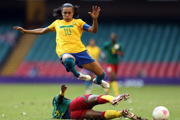 Marta: Could the Brazil Superstar Cut It in the Men's Game?