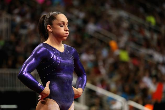 Olympic Gymnastics 2012: Jordyn Wieber Needs to Forget All-Around Failure