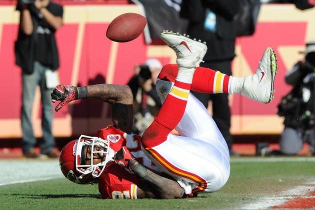 2012 Busts / Overvalued: Fantasy Football Wide Receiver Projections