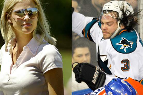 Tiger Woods' Ex Elin Nordegren Reportedly Dating NHL's Douglas Murray