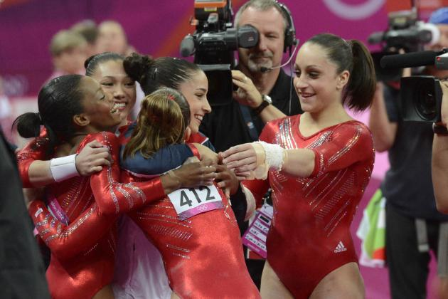 Olympic Women's Gymnastics 2012: Predicting Medalists for Team Finals