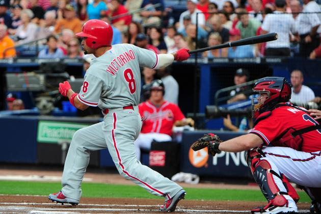 Philadelphia Phillies Trade Shane Victorino to Los Angeles Dodgers