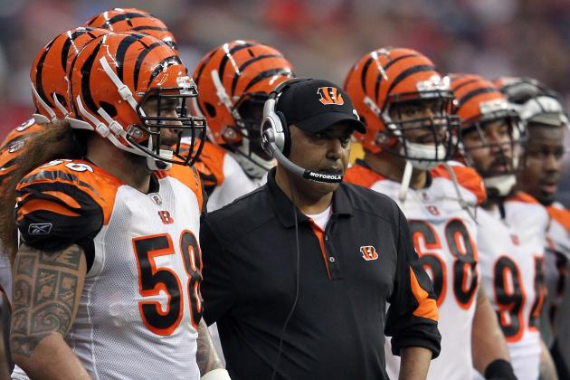 Report: Cincinnati Bengals Extend Head Coach Marvin Lewis' Contract