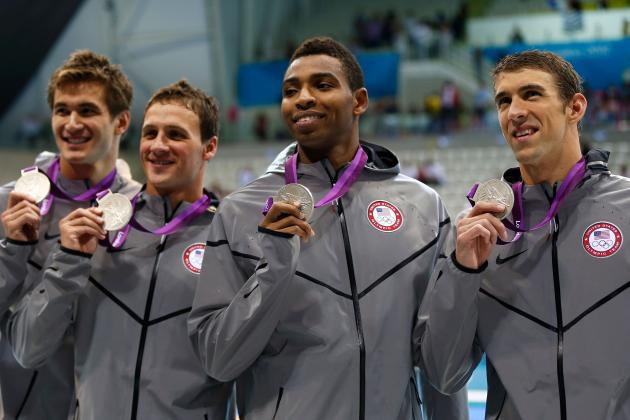 Olympic Swimming 2012: France's Win in the 4x100 and More Surprising Upsets
