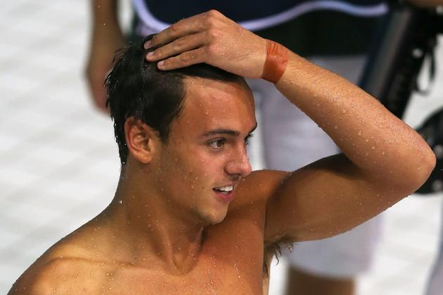 Teenager Arrested for Awful Troll Tweeting Olympian Tom Daley