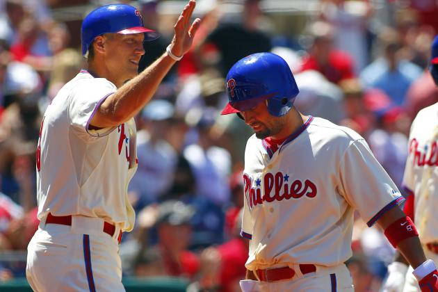 Report: Phillies Trade Victorino and Pence, Take Cliff Lee off Trade Market