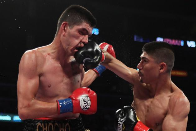 Mikey Garcia Talks About a Possible Future Fight with Nonito Donaire