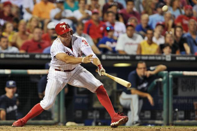 Hunter Pence: Philadelphia Phillies Trade Outfielder to San Francisco Giants