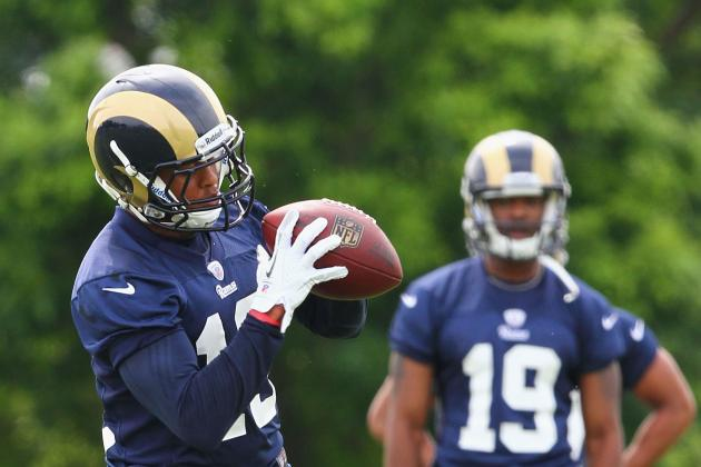 What the St. Louis Rams Hope to Learn in Training Camp