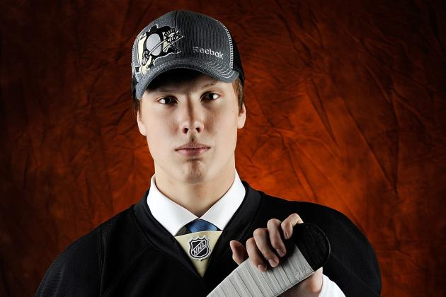 Sundqvist Combines Physicality with Scoring Touch