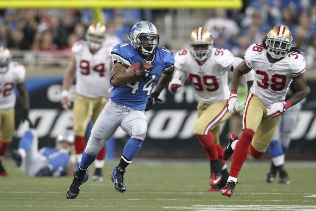 Detroit Lions and Best Need to Put His Long-Term Health Above the Game