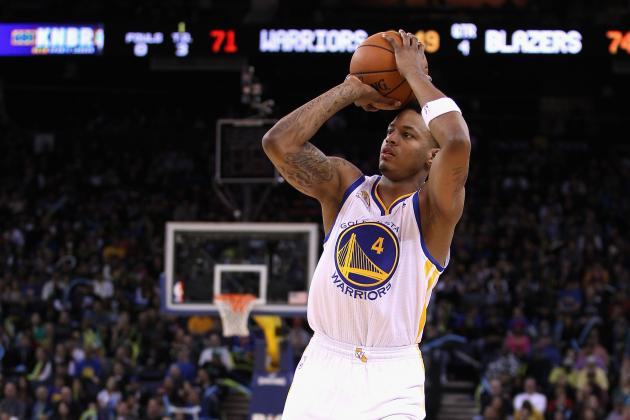 NBA Free Agency 2012: Golden State Warriors Re-Sign Brandon Rush