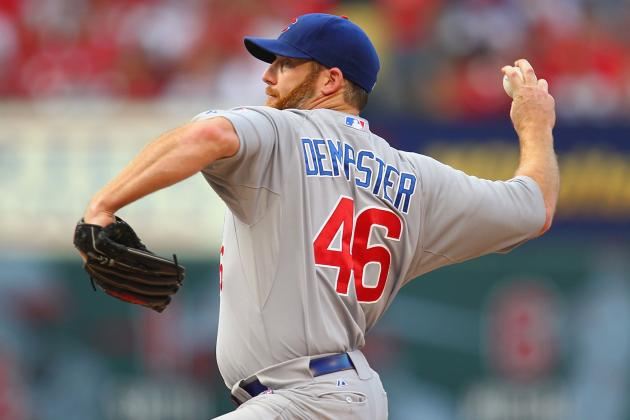 MLB Trade Rumors: Power Ranking Best Landing Spots for Cubs' Ryan Dempster