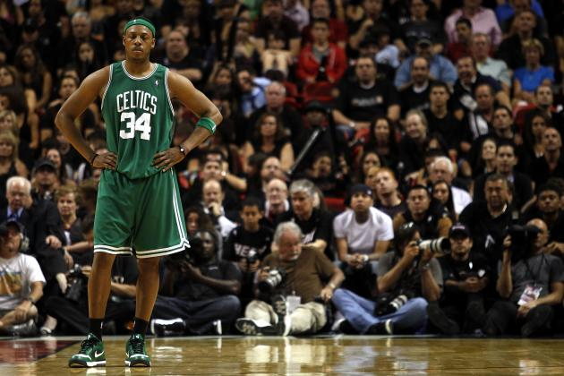 Paul Pierce: Where the All-Star Ranks Among the Greatest Boston Celtics Ever