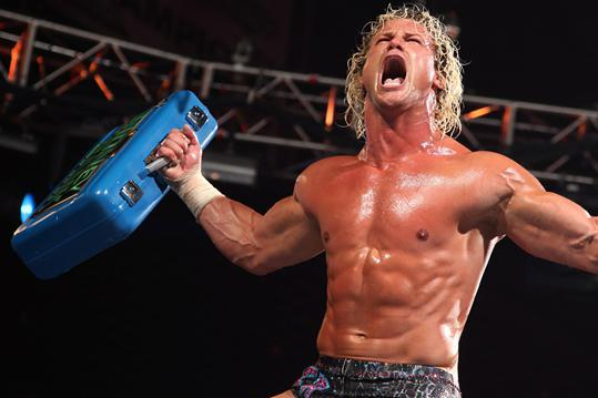 WWE: Could Chris Jericho Take Money in the Bank from Dolph Ziggler?