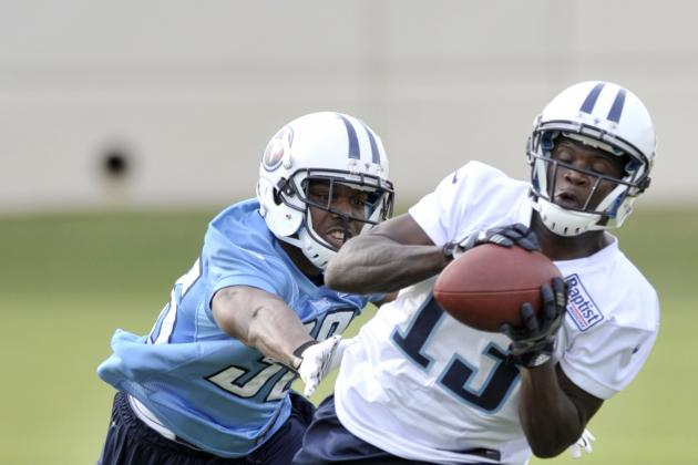 Tennessee Titans Cave to 1st-Round Pick Kendall Wright's Demands