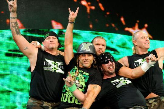 WWE: Why DX Is the Best Faction in Wrestling History