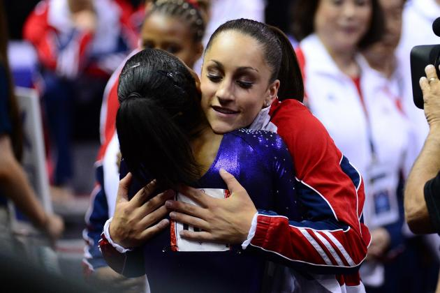 U.S. Olympic Gymnastics 2012: With Team Gold Secure, Wieber and Douglas Diverge