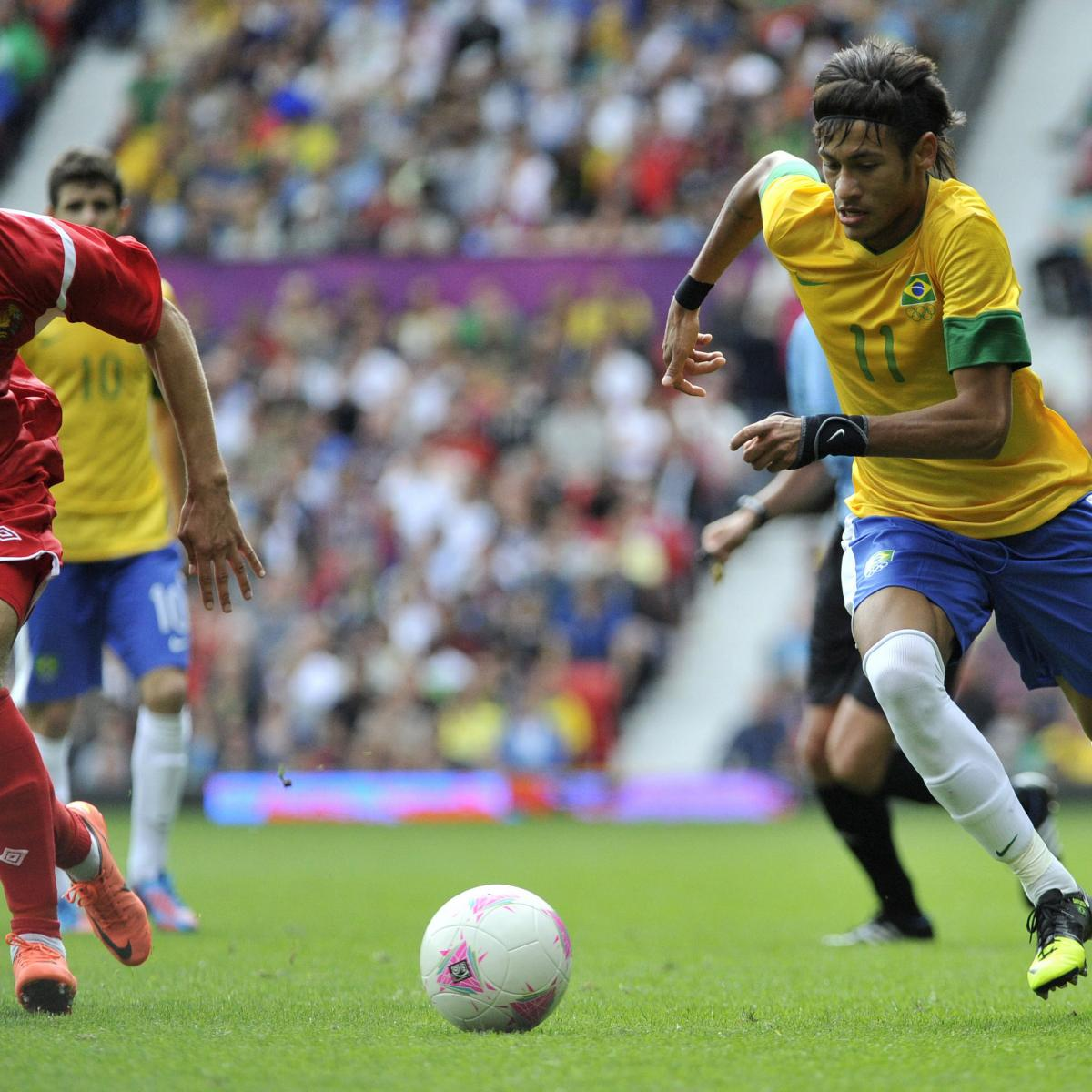 Brazil Vs. New Zealand: Olympics Live Score, Analysis