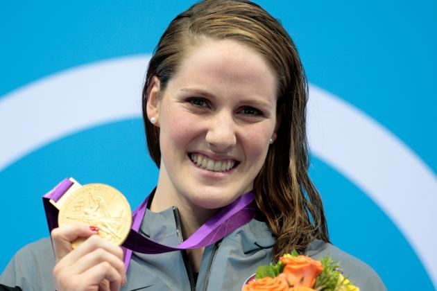Olympic Swimming 2012: Missy Franklin Will Make History in London
