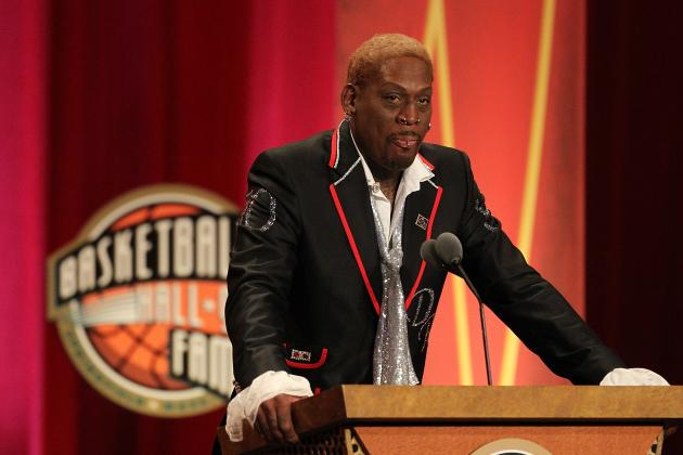 Former NBA Star Dennis Rodman Will Obviously Write Children's Book