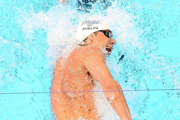 Olympic Swimming Results 2012: Day 4 Updates, Medal Winners, Analysis & More