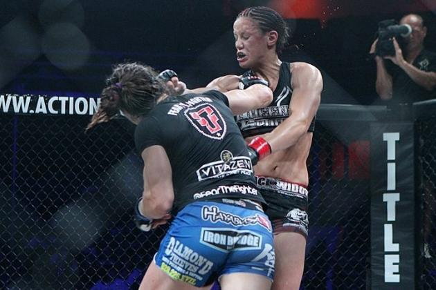 Invicta FC Battles Through Technical Difficulties, Produces Excellent Show