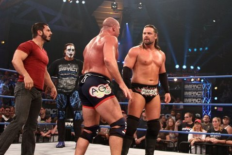 Aces & 8s: Is James Storm Truly Behind the Attacks?