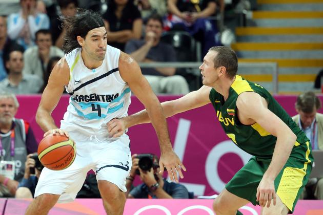 Luis Scola Drops 32 Points on Lithuania