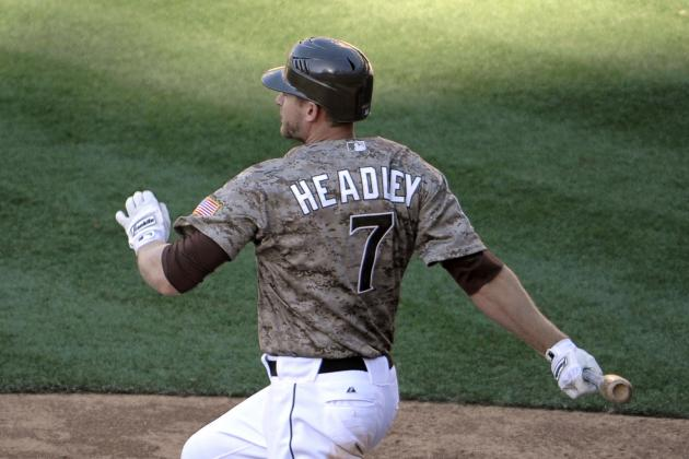 MLB Trade Deadline 2012: New York Yankees Should Pass on Chase Headley